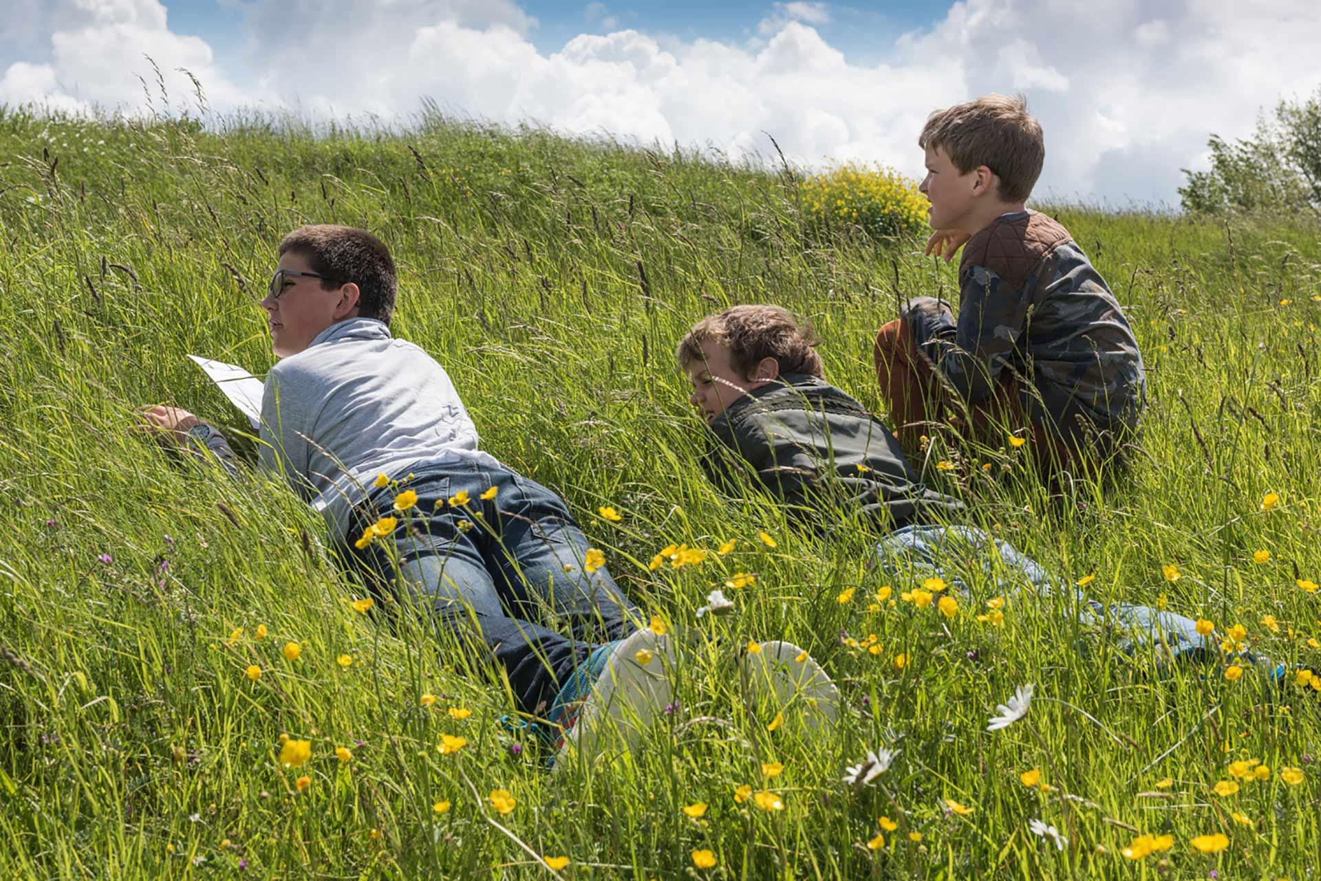 GPS Speurtocht op FORTtreffelijk voor kinderen; avontuurlijke puzzeltocht in Noord-Holland