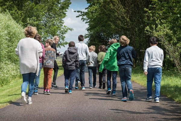 Kinderfeestje GPS Speurtocht FORTtreffelijk