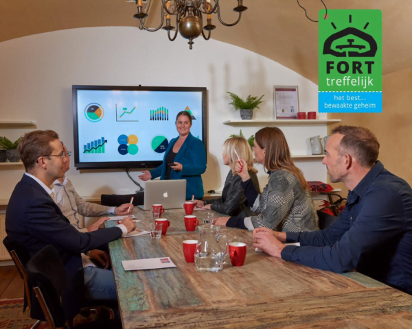 Seminar op een unieke locatie in Noord-Holland